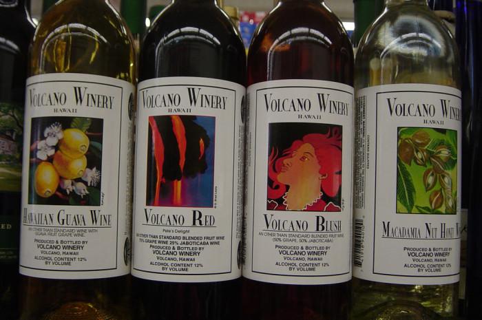 3) Volcano Winery #2