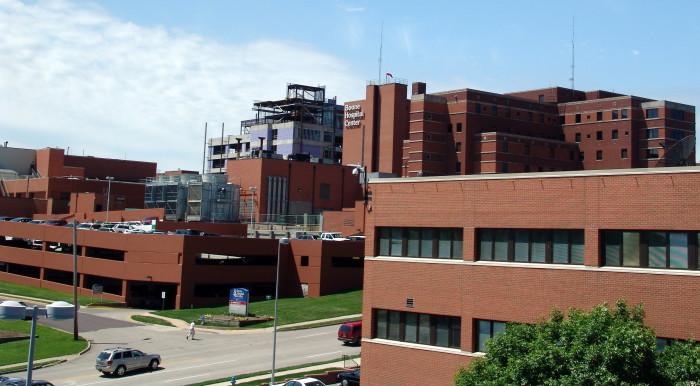 3. Boone Hospital Center, Columbia