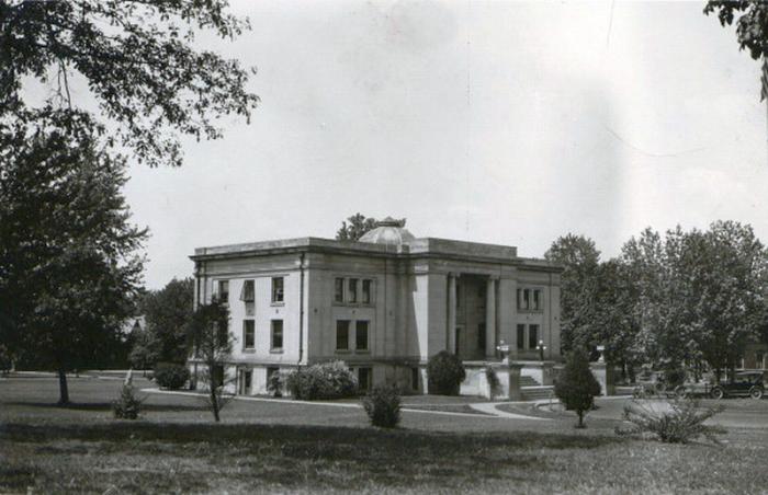 3. Farmington State Hospital