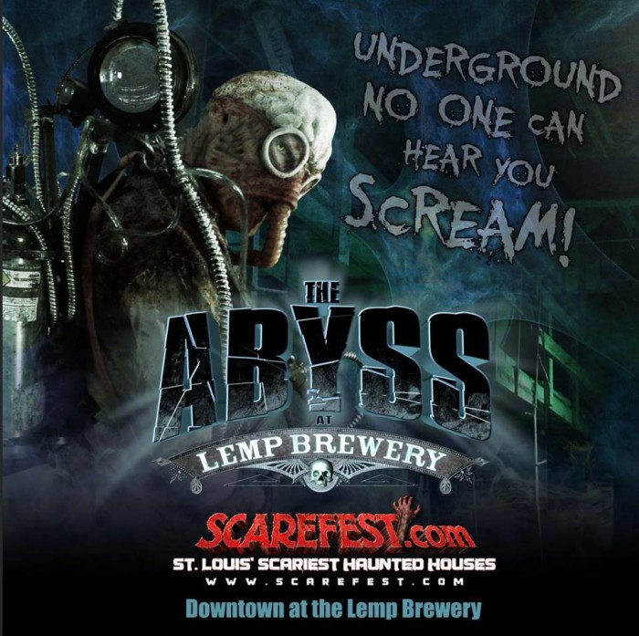 3. The Abyss:  The Haunting of Lemp Brewery - St. Louis
