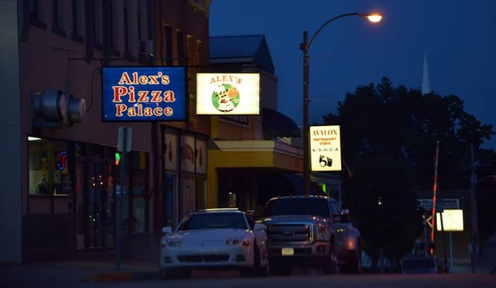 3. Alex's Pizza Palace, Rolla