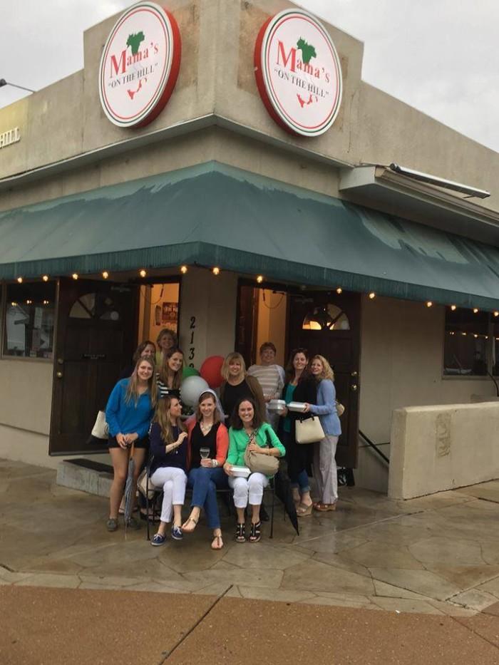 3. Mama Campisi's, St. Louis, The Mama's Challenge
