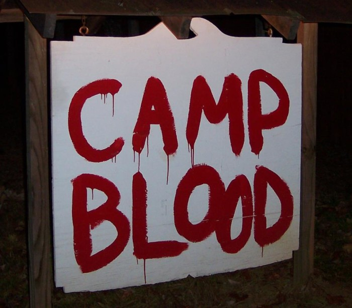 4.Camp Blood- 2277 Whooping Creek Rd, Carrollton, GA 30116