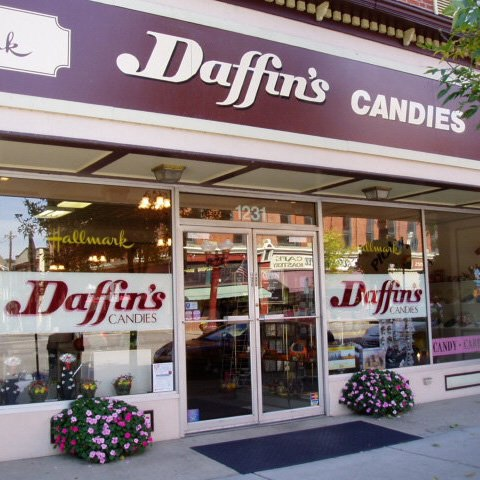 5. Daffin's Candies, Sharon