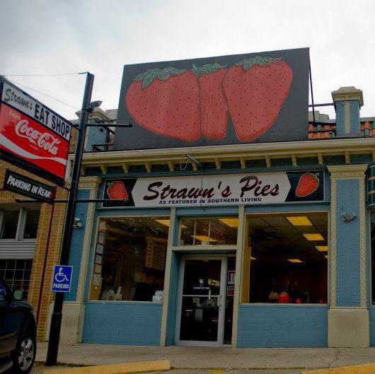 6) Strawn's Pies, Shreveport