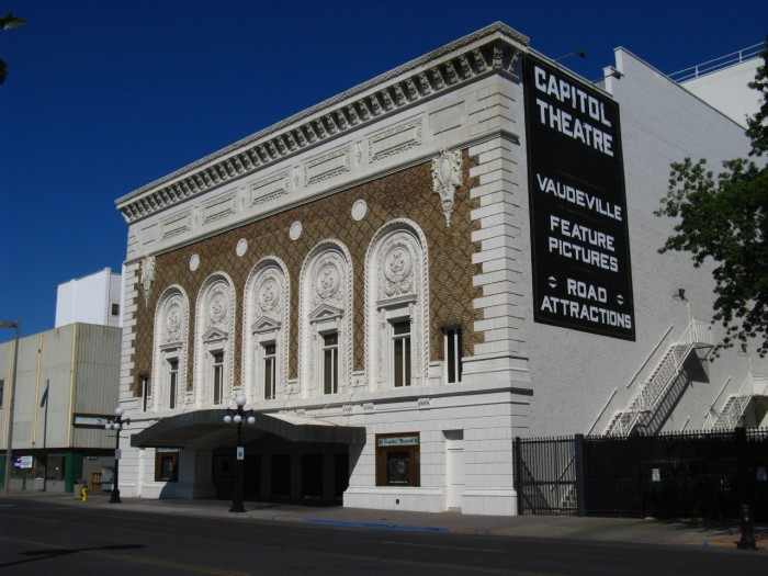 4. Capitol Theater, Yakima
