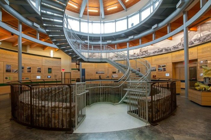 4. The Big Well Museum & Visitors Center (Greensburg)