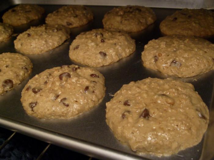 5. We bake cookies!