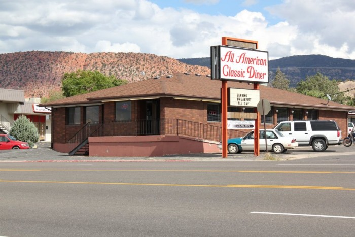 Awesome diners in utah for American classic diner
