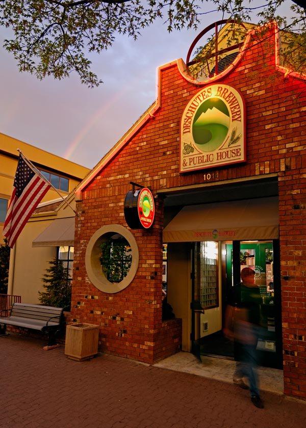 4) Deschutes Brewery & Public House