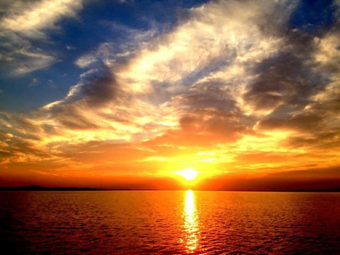 Sunset Grenada Ms >> 15 of the Most Beautiful Mississippi Sunrises and Sunsets