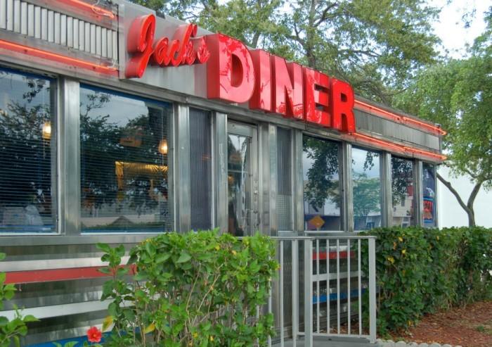 7. Jack's Hollywood Diner