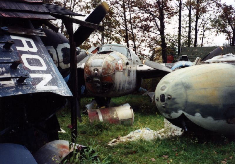 Aircraft Junk Yards - The Best and Latest Aircraft 2018