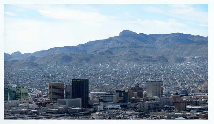 8) El Paso