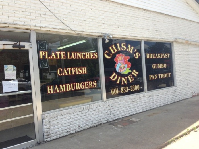 3. Chism's Diner, Brookhaven