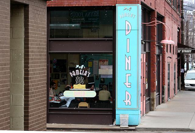 3. Pamela's Diner, Pittsburgh