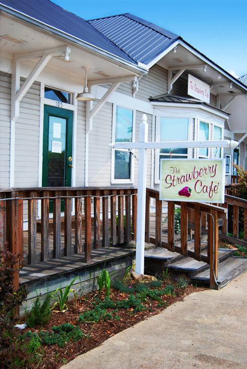 3. The Strawberry Café, Madison