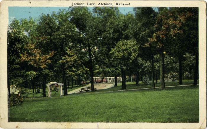 3. Jackson Park (Atchison)