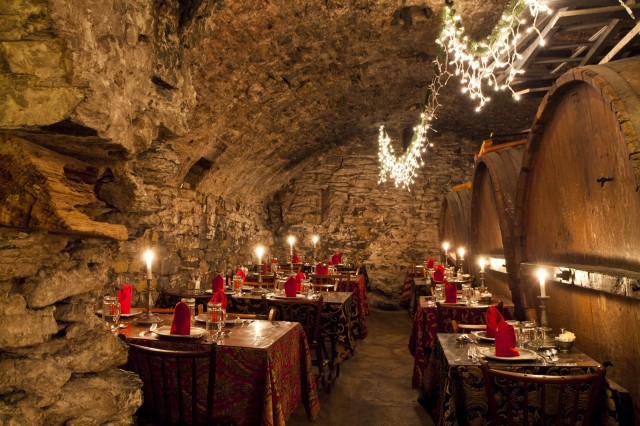 7. The Catacombs Restaurant in Lancaster
