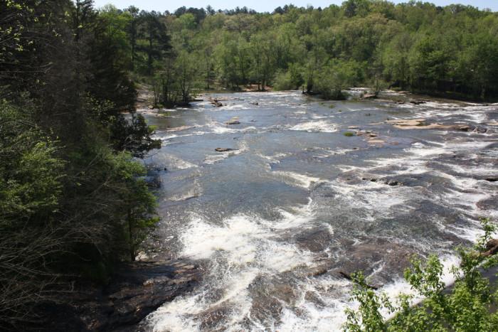 1. Apalachee River - High Shoals, Georgia