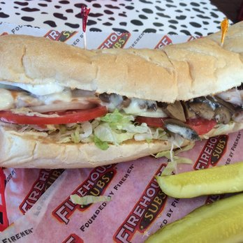 18. Firehouse Subs, all location