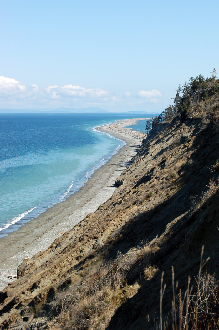 8. Dungeness Spit.