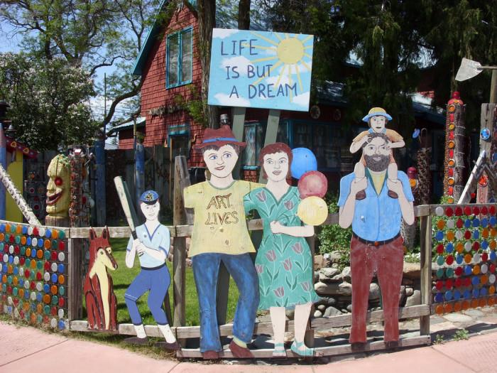 6. Dick and Jane's Spot, Ellensburg