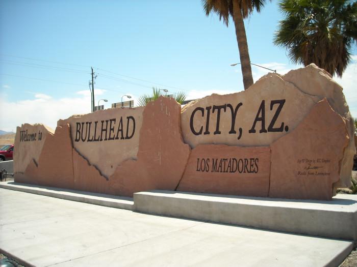 1. Bullhead City