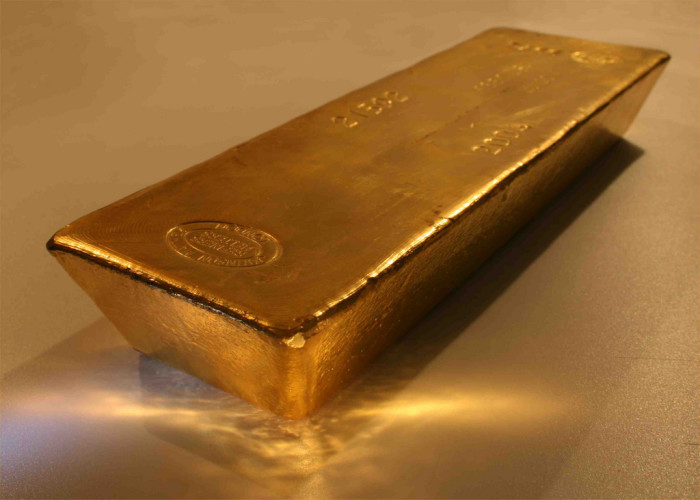 5. Nevada is the most gold-producing state. If this state didn't exist, our jewelry boxes would probably be a little empty.