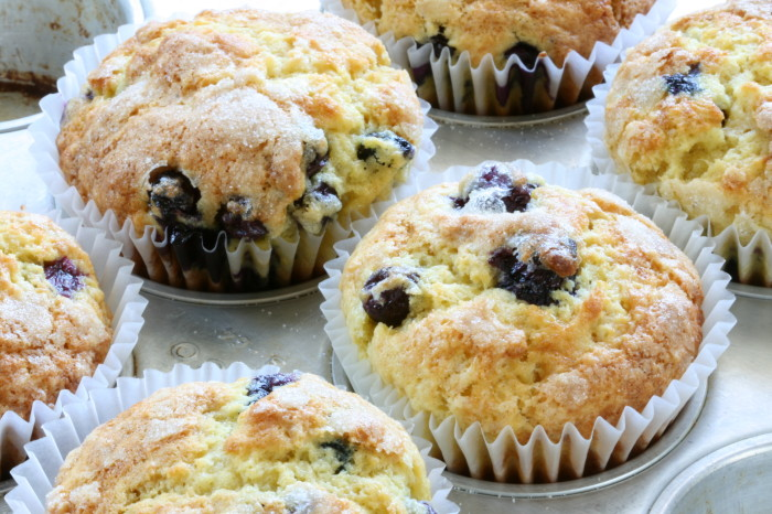 2. The state muffin of Minnesota, yes it does exist, is the blueberry muffin, chosen in 1988.