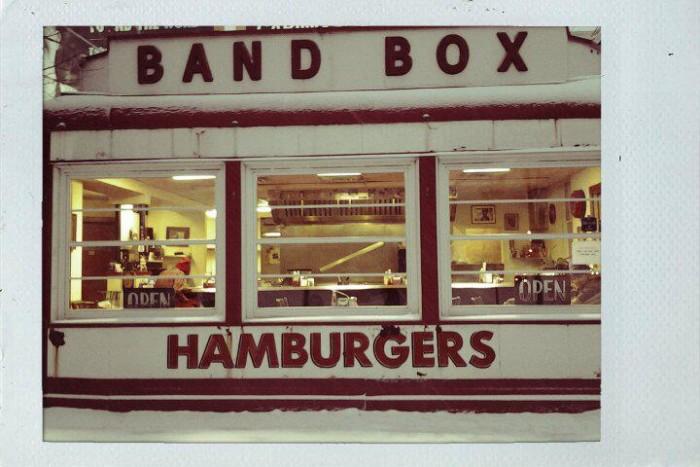 9. Band Box Diner, Minneapolis
