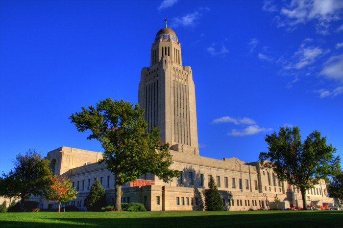 3. There wouldn't be a single state with a unicameral legislature.