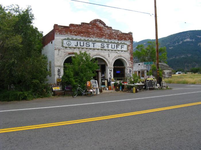 10) New Pine Creek