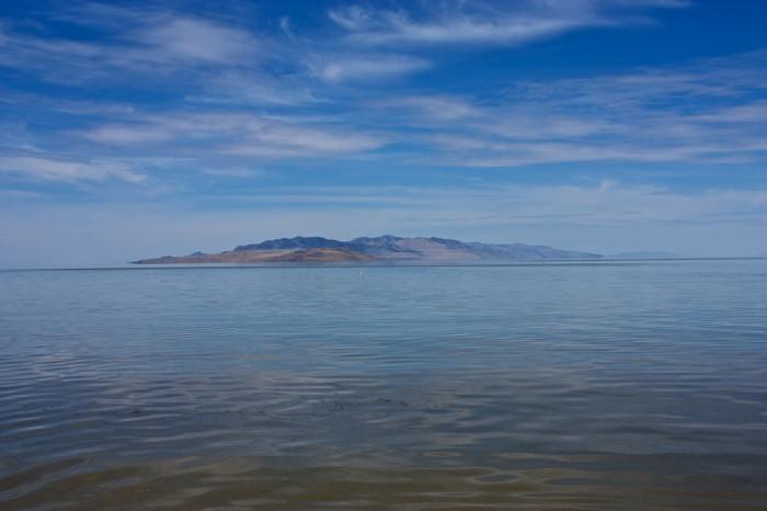 6. The Great Salt Lake