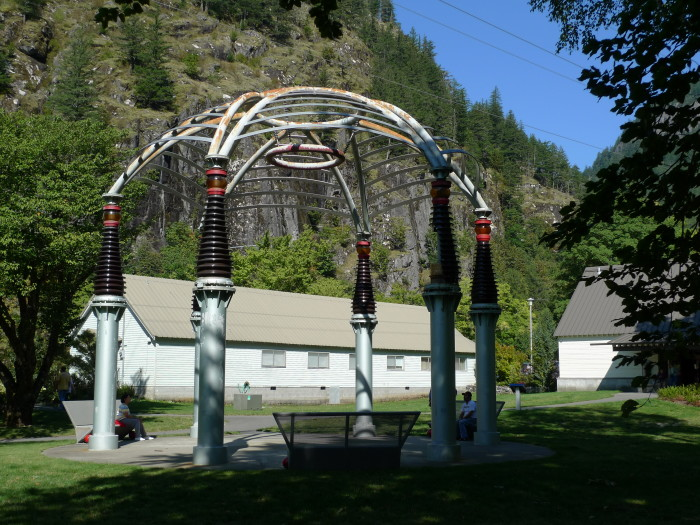 4. Temple of Power, near North Cascades Visitor Center