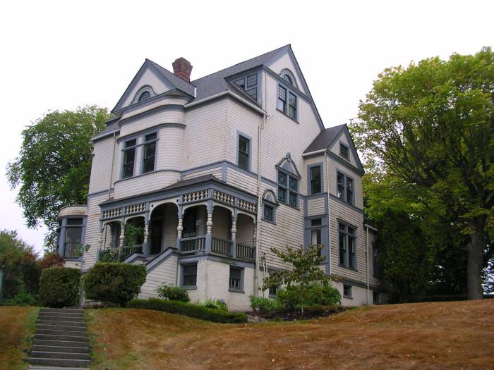 8. Walker-Ames House, Port Gamble