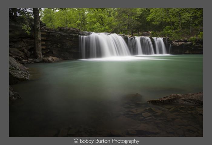 11. Falling Water Creek Falls by Bobby Burton