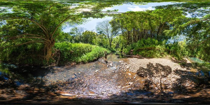 4) The Kaukonahua Stream is located on Oahu, and is much more than a stream. Measuring in at a whopping 28 miles long, it one of the longest rivers in Hawaii.