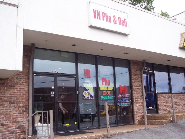 7) VN Pho & Deli - Nashville