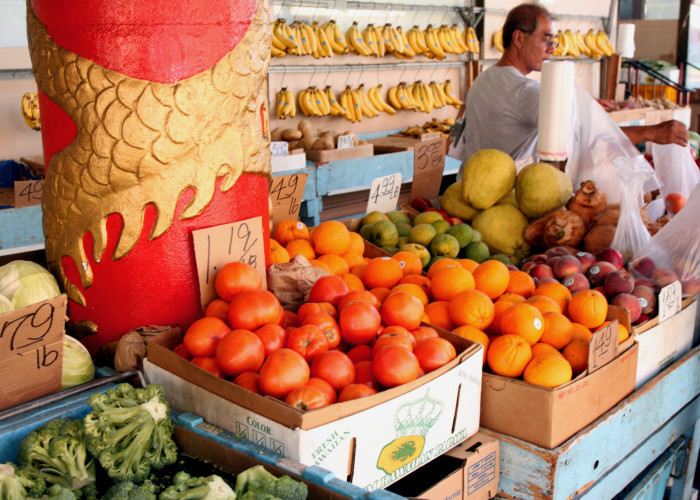 4) We also absolutely adore fresh fruit.