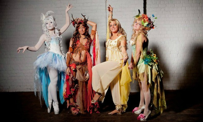 The Four Seasons & 20 Halloween Costumes That Are Perfect For Someone In North Carolina
