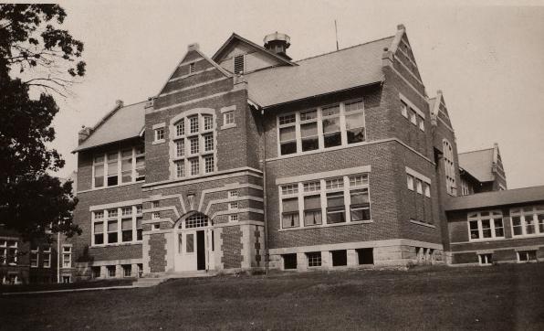 4. Marshall State School and Hospital, Marshall