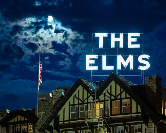 4. The Elms Hotel, Excelsior Springs