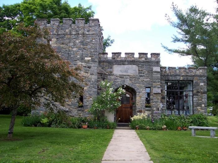 4. Mann Castle