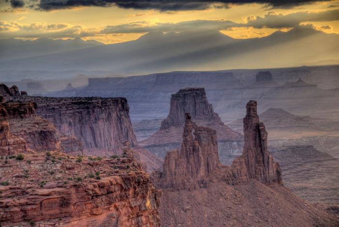 1. Canyonlands National Park