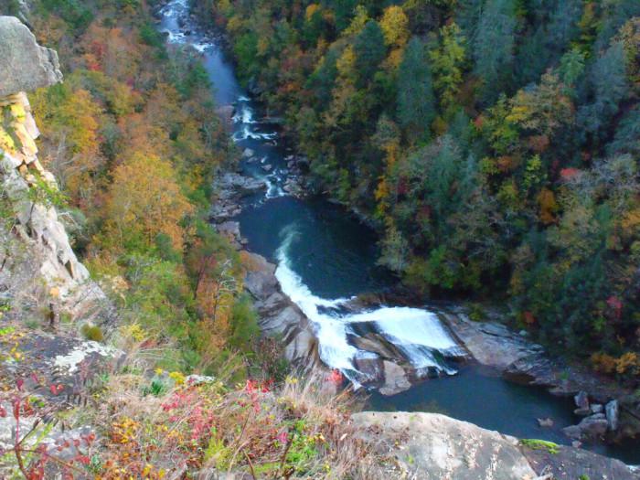 10. Tallulah River - Tallulah Falls, Georgia