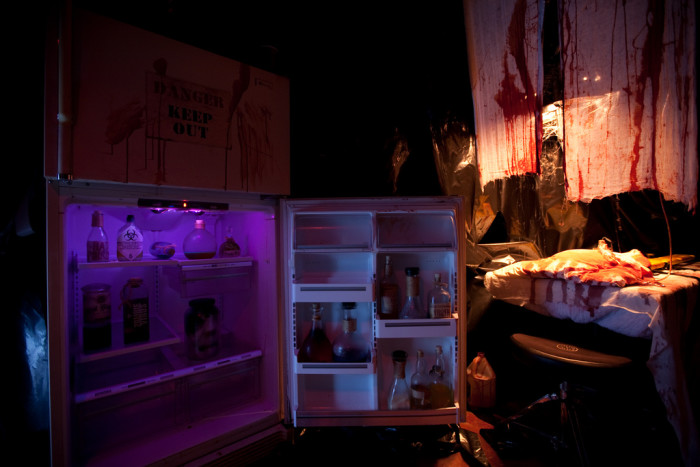 4) We have some of the highest-rated haunted houses in the nation (not for the faint of heart).