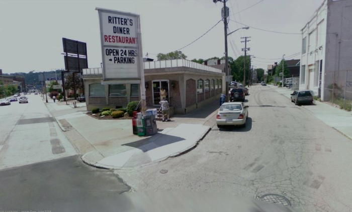 11. Ritter's Diner, Pittsburgh