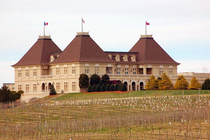 7. Chateau Elan - Braselton, GA