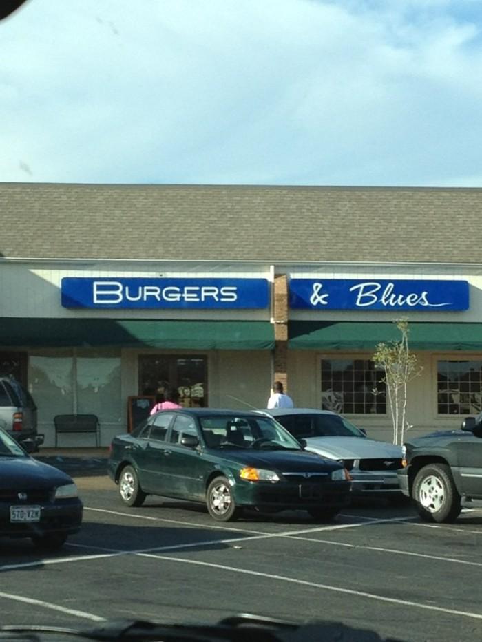 4. Burgers and Blues, Ridgeland